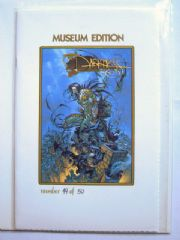 The Darkness Preview Special Museum Edition Jay Company Comics Ltd 50
